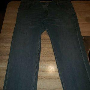 Levi Strauss signature jeans Men's Light Wash 40x3